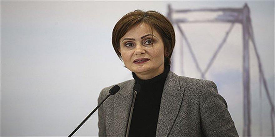 İstinaf CHP'li Kaftancıoğlu'na 5 ayrı suçtan verilen hapis cezasını hukuka uygun buldu