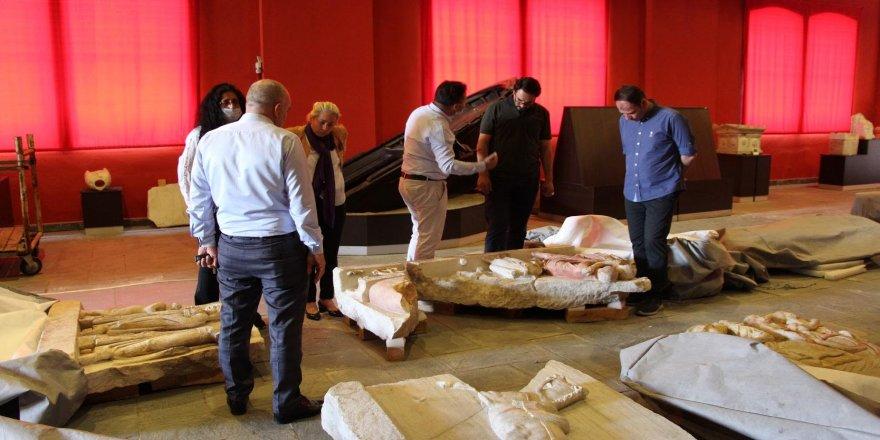 Kocaeli müzelerinde incelemeler