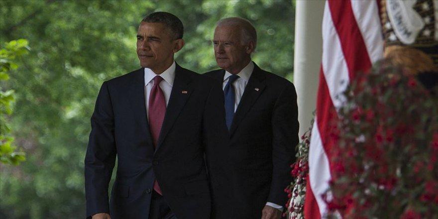 Obama, Biden için 7,6 milyon dolar bağış toplanmasına yardımcı oldu