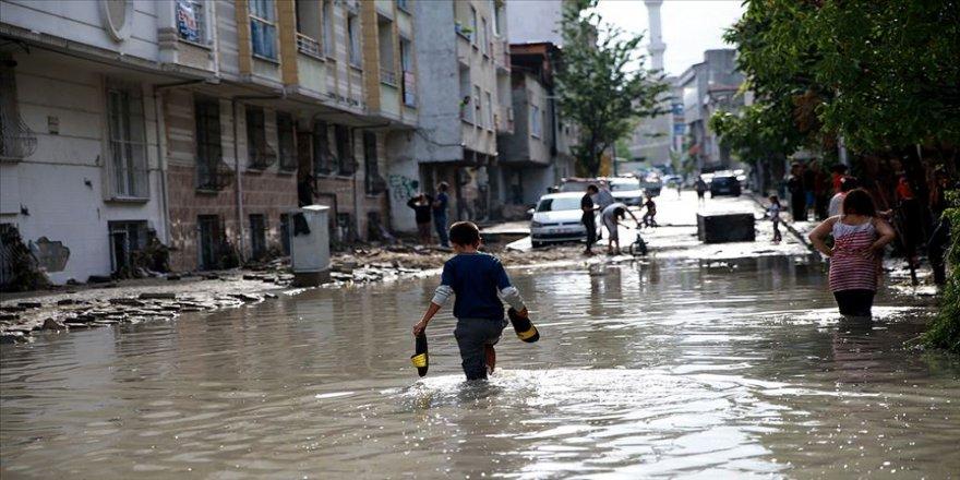 İstanbul ve Kestel'deki şiddetli yağışların nedeni 'çoklu hücre'