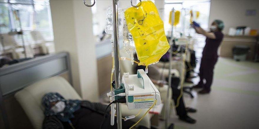 Kanser hastalarına 'Kovid-19 sürecinde tedaviyi aksatmayın' uyarısı