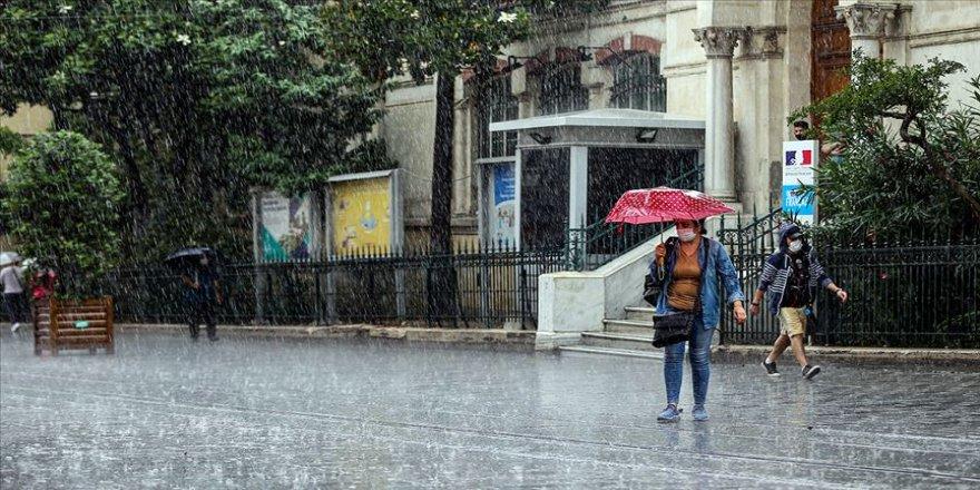 İstanbul ve çevresinde kuvvetli yağış bekleniyor