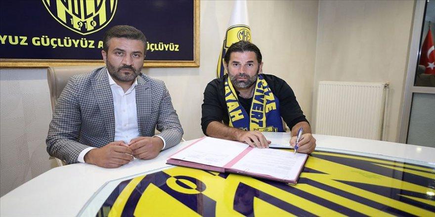 MKE Ankaragücü teknik direktör İbrahim Üzülmez ile sözleşme imzaladı