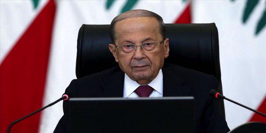Lübnan Cumhurbaşkanı Avn: Ülkemiz bugünlerde en kötü ekonomik krizden geçiyor