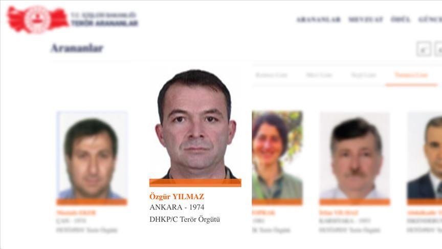 Turuncu kategoride aranan DHKP/C'li yakalandı