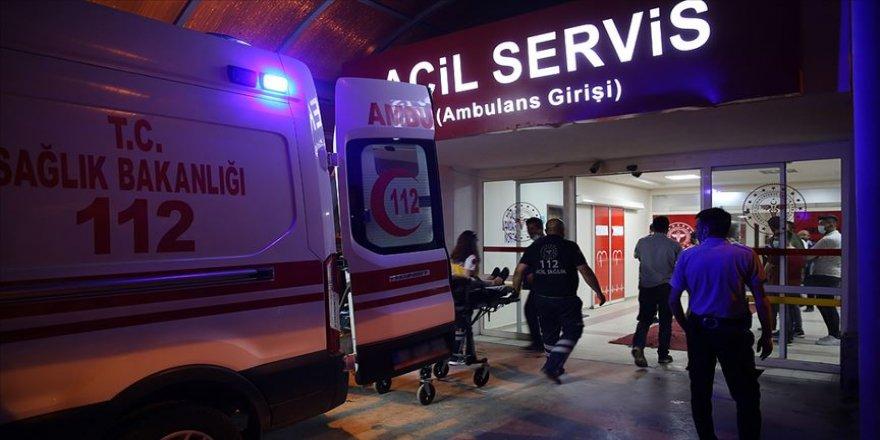 Hakkari'de PKK'lı teröristlerin saldırısında içme suyu çalışması yapan 2 işçi yaralandı