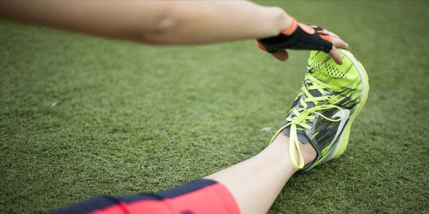 Dünyanın en geniş katılımlı on-line olimpik antrenmanı yapıldı