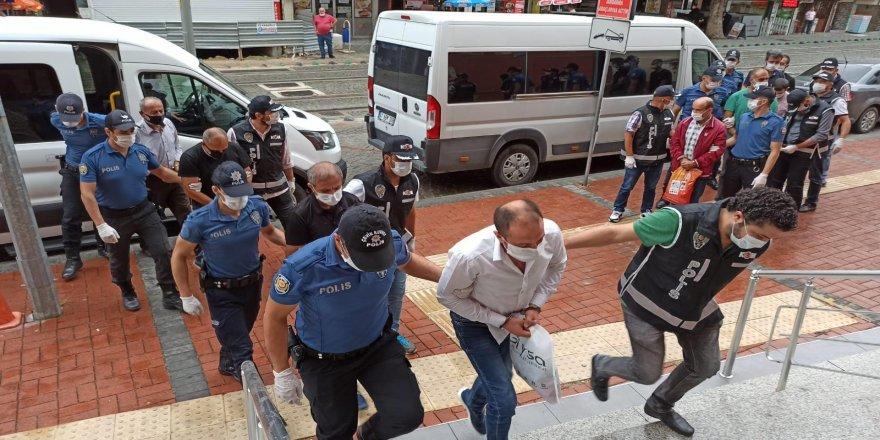 Kocaeli'de Akaryakıt Kaçakçılığı Operasyonu