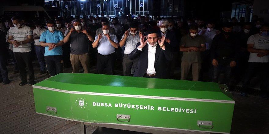 Sel sularına kapılan Derya Bilen'in cenazesi Bingöl'e gönderildi
