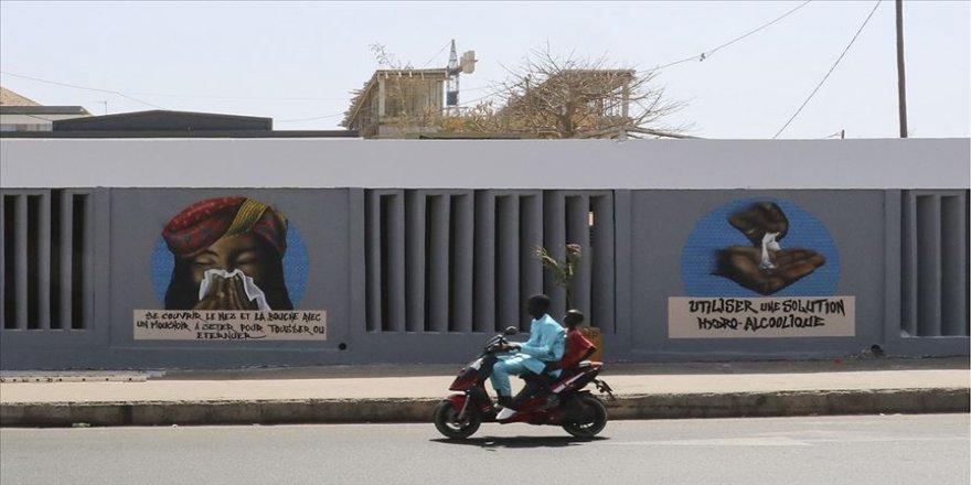 Afrika'da Kovid-19 vaka sayısı 360 bini aştı