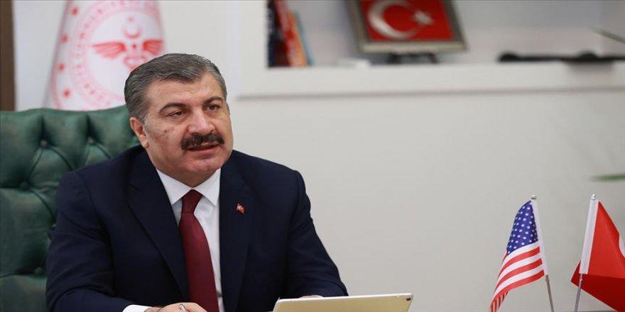 Sağlık Bakanı Koca: Salgında ölüm oranının düşük olması zamanında aldığımız tedbirlerle yakından ilişkili