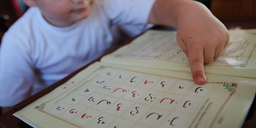 Yaz Kur'an kursları uzaktan eğitime pazartesi günü başlıyor