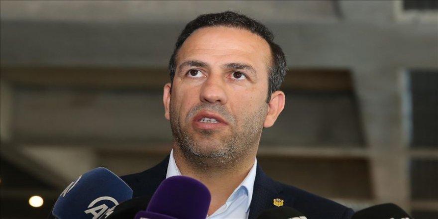 Yeni Malatyaspor Kulübü Başkanı Adil Gevrek: Hakem bu takımın yenilmesi için elinden gelen her şeyi yaptı