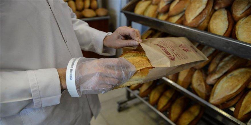 Salgın döneminde İstanbul'da ekmek satışı yüzde 25 geriledi