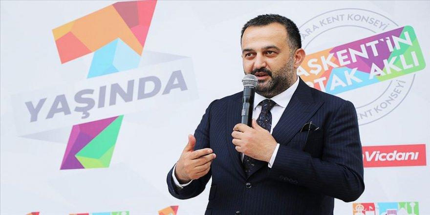 Ankara Kent Konseyi Başkanı Halil İbrahim Yılmaz: Konsey 1 yılda 3 milyon kişiye erişti
