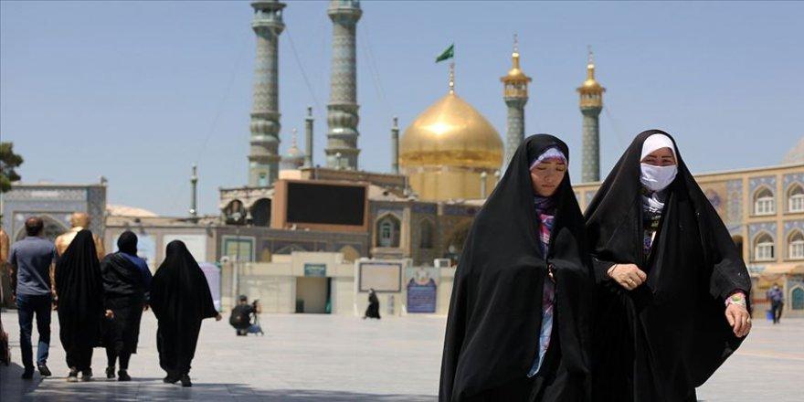 İran'da Kovid-19 nedeniyle son 24 saatte 144 kişi hayatını kaybetti