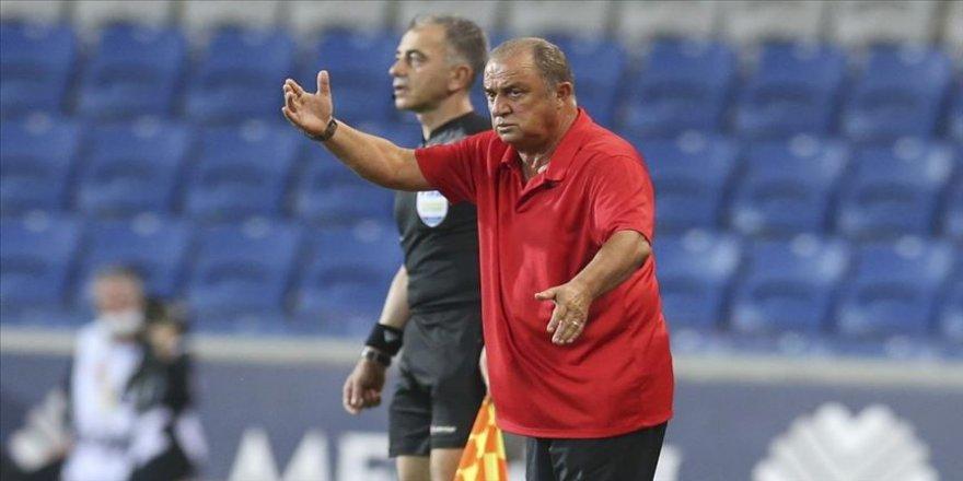 Galatasaray Teknik Direktörü Terim: Net olarak galibiyeti kaçırdık