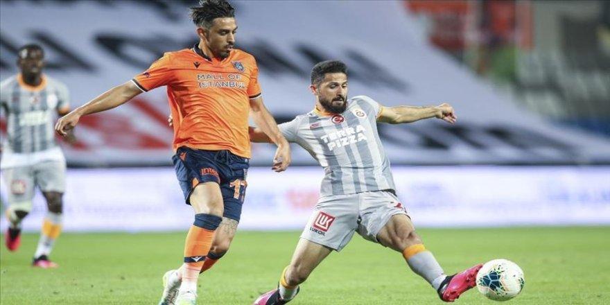 Medipol Başakşehir ile Galatasaray yenişemedi