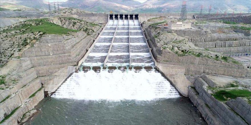 Ilısu Prof. Dr. Veysel Eroğlu Barajı'nda 2. ünite devreye girdi