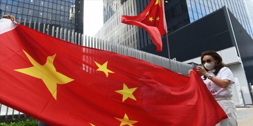 Çin: Hong Kong konusunu 'kötü şekilde ele alan' ABD'li yetkililere vize kısıtlaması getirilecek