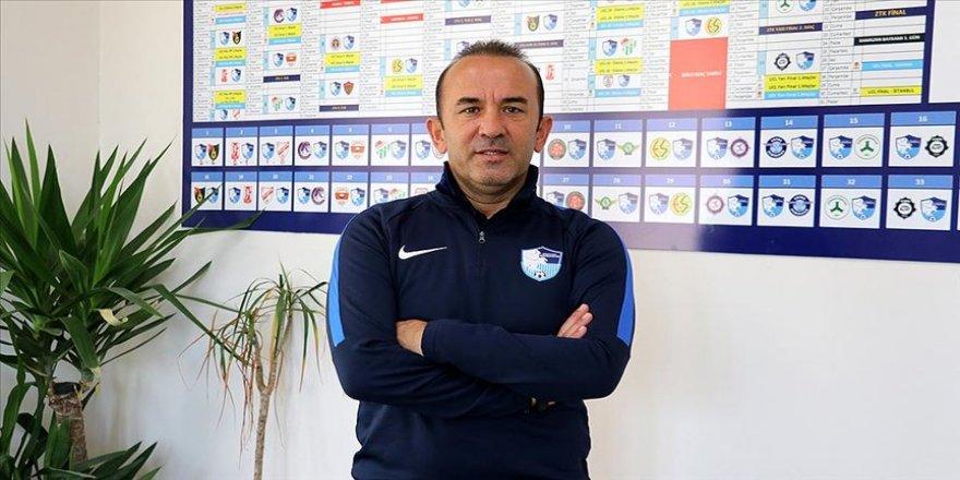 Büyükşehir Belediye Erzurumspor, Süper Lig hedefine odaklandı