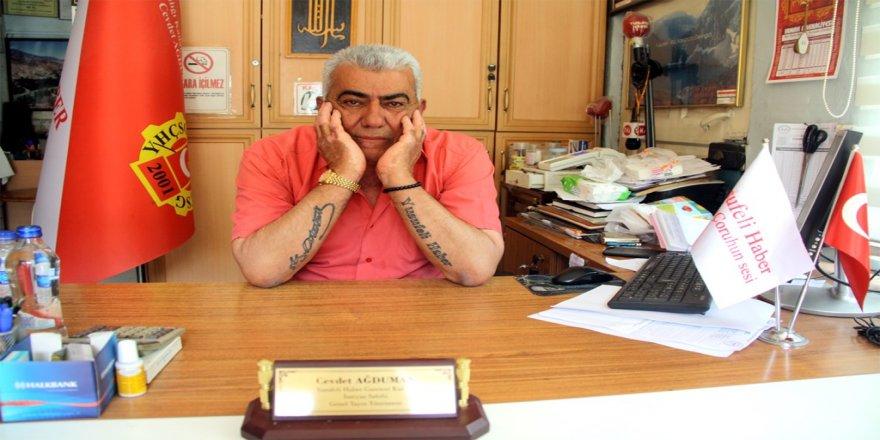 Cevdet Ağduman hayatını kaybetti