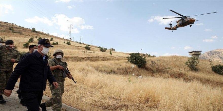 Milli Savunma Bakanı Akar, Pençe-Kaplan Operasyonu'nun bilançosunu açıkladı