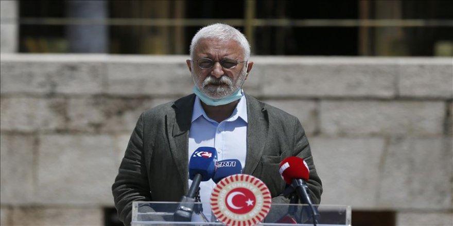 HDP Grup Başkanvekili Oluç: Grubumuzda üç milletvekilinde koronavirüs tespit edildi