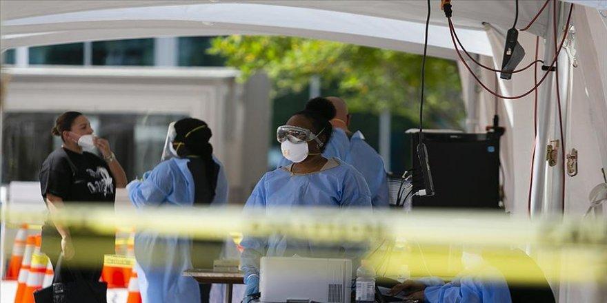 ABD'de maske takma zorunluluğu bulunmayan eyaletlerde Kovid-19 vakaları artıyor
