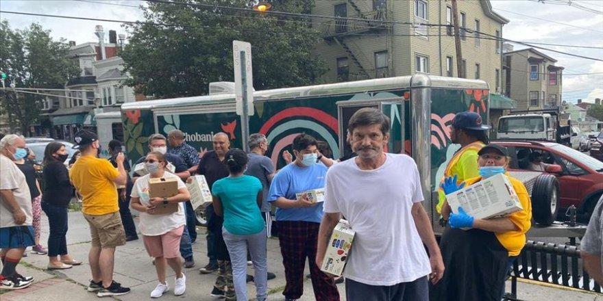 ABD'deki yoğurt şirketi Chobani'den Kovid-19 yardımı