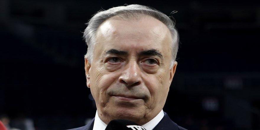Galatasaray Kulübü Başkanı Cengiz: Mücadeleyi her şartta yürütürüz