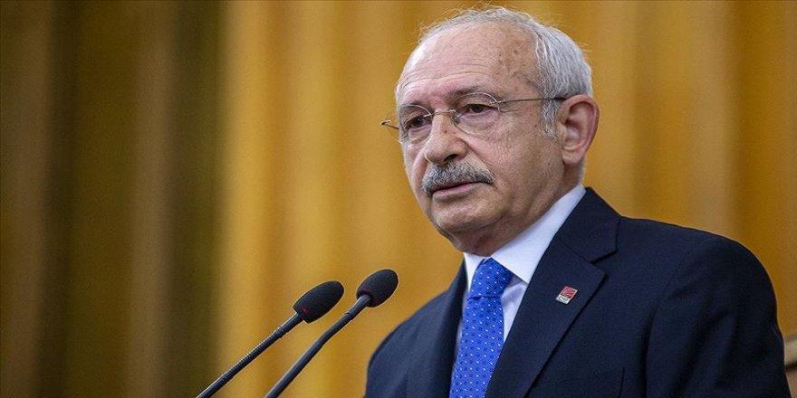 CHP Genel Başkanı Kılıçdaroğlu: Barolara ilişkin teklife hep birlikte karşı çıkacağız