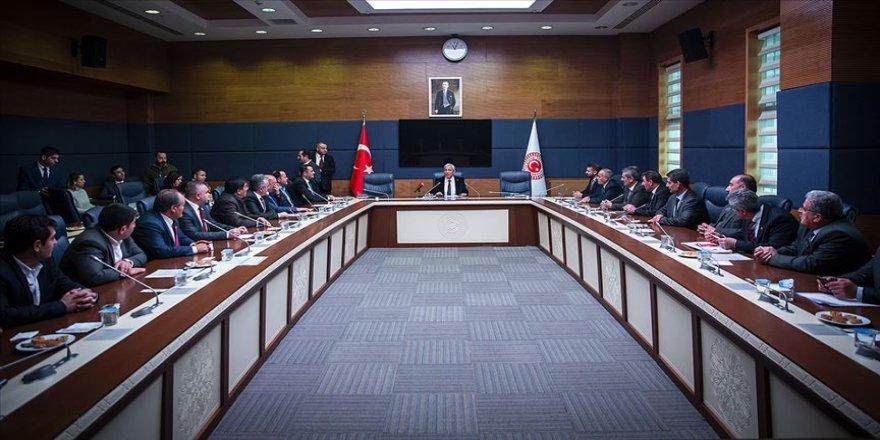 Gıda, tarım ve orman alanında düzenlemelere ilişkin teklifin ilk 19 maddesi komisyonda kabul edildi