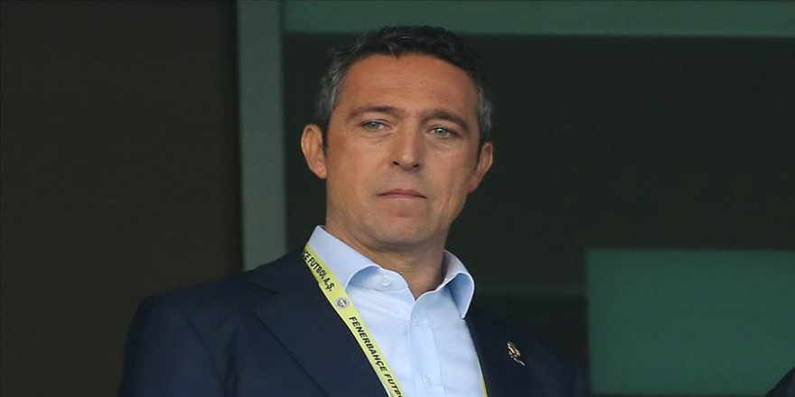 Fenerbahçe Kulübü Başkanı Ali Koç, siyasetin futbolun içinde olmaması gerektiğine inandığını söyledi.
