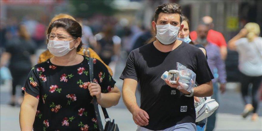 Sinop'ta maske takma zorunluluğu getirildi
