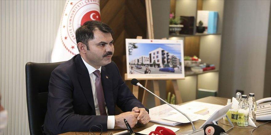 Arnavutluk'a 'afet konutu' yapımı iş birliği sözleşmesi imzalandı