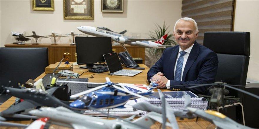 TUSAŞ, Fortune Türkiye 500 listesinde havacılık sektöründeki liderliğini korudu