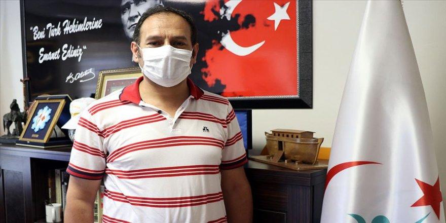 İlçe Sağlık Müdürü Dr. Arslan: Hayatın gözünün önünden geçiyor