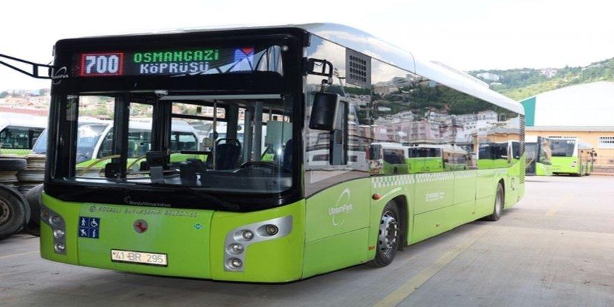 Gebze'den Gölcük'e ulaşımı sağlayacak Hat 700 Dilovası'ndan da yolcu alacak!