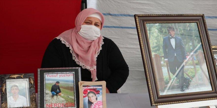 Diyarbakır annelerinin evlat nöbetine bir anne daha katıldı
