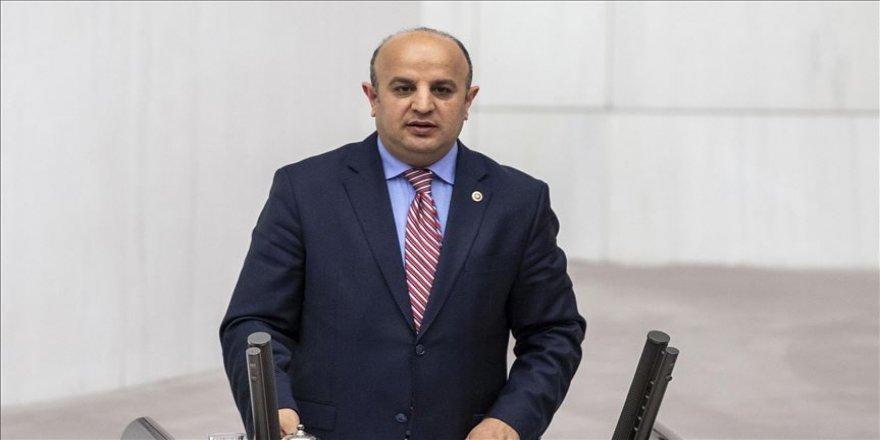 AK Parti'li Kirazoğlu: MSB personelinin motivasyonunu artırıcı düzenlemelere ihtiyaç var