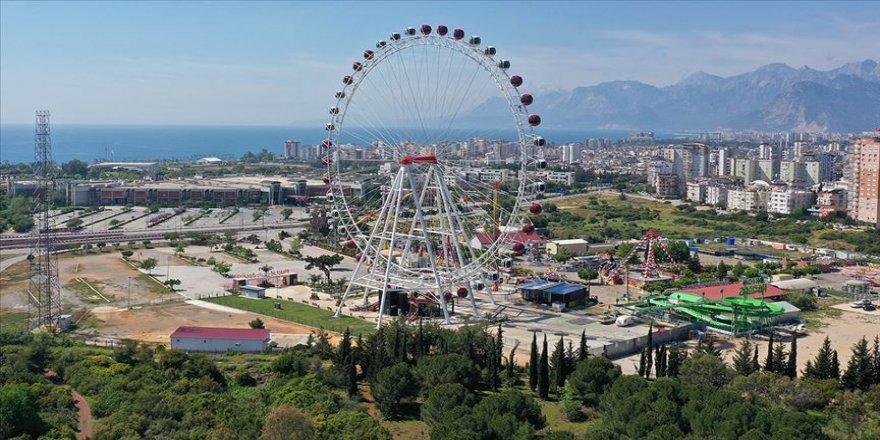 Lunapark ve tematik parklar 6 Temmuz'dan itibaren faaliyetlerine başlayabilecek