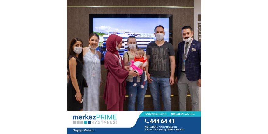 Merkez Prime Hastanesi İlk Misafirlerini Ağırladı