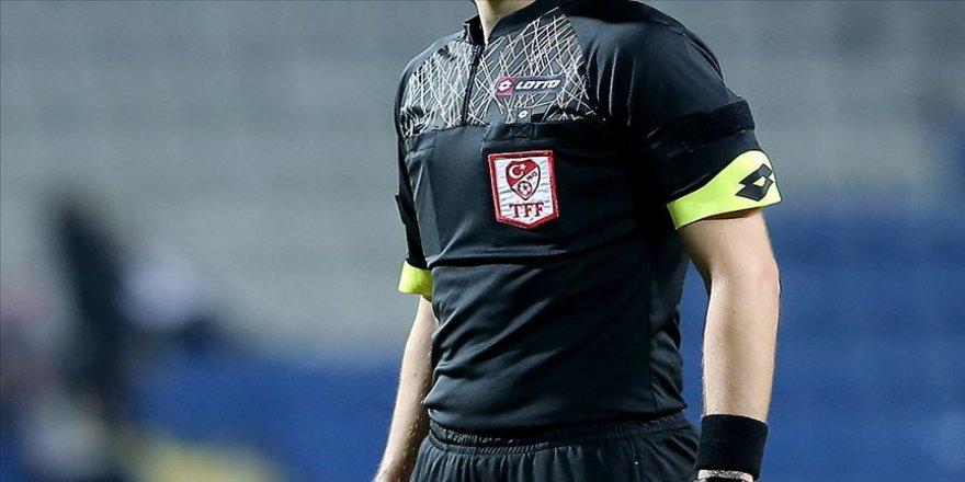 Süper Lig'de 31. haftanın ilk iki maçının hakemleri belli oldu