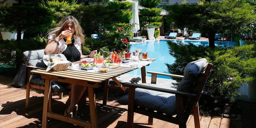 Tatilciler 'güvenli sertifikalı' otellerden memnun