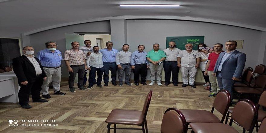 Gelecek Partisi Kocaeli'ye saha eğitimi