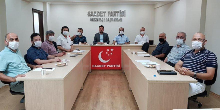 Türel;Bakan Varankkendi partilerinin yönetimin de bulunan Gebze'yi görmezden gelmiştir