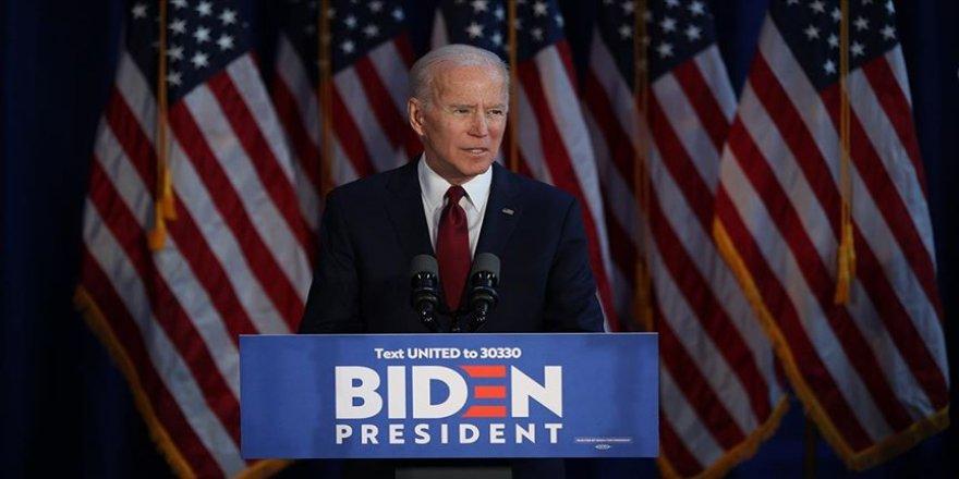 ABD'nin New Jersey ve Delaware eyaletlerindeki ön seçimleri Biden kazandı