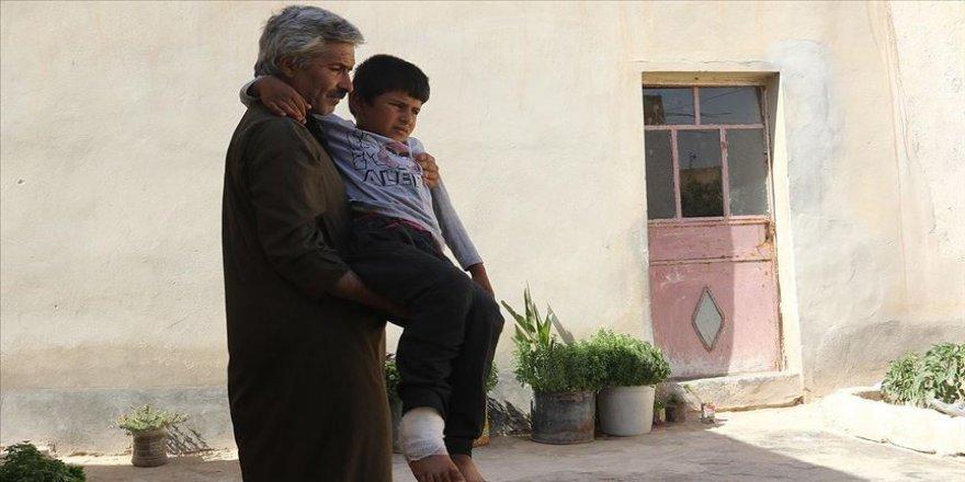 Bab'da DEAŞ'tan kalan mayınlar sivilleri endişelendiriyor