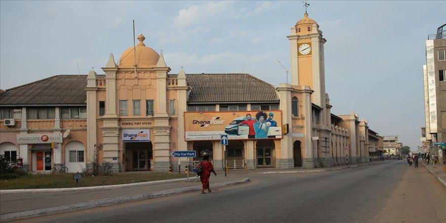Gana'da Kovid-19 vaka sayısı 22 bin 822'ye ulaştı